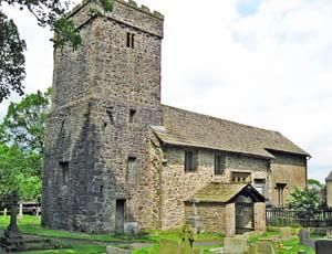 St Michael's. Bracewell