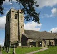 St Mary-le-Ghyll. Barnoldswick